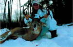 Hawkrock Wilderness Adventures Deer hunting