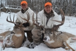 Caribou Trail Outfitters Deer hunting